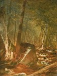 Artist Brook by Alfred Thompson Bricher