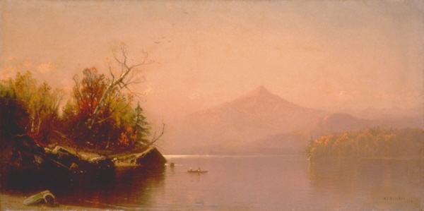 Mount Chocorua by Alfred Thompson Bricher