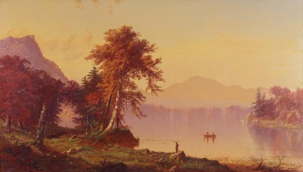 Mount Washington by Alfred Thompson Bricher