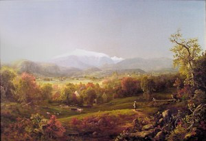 Mount Washington by DeWitt Clinton Boutelle