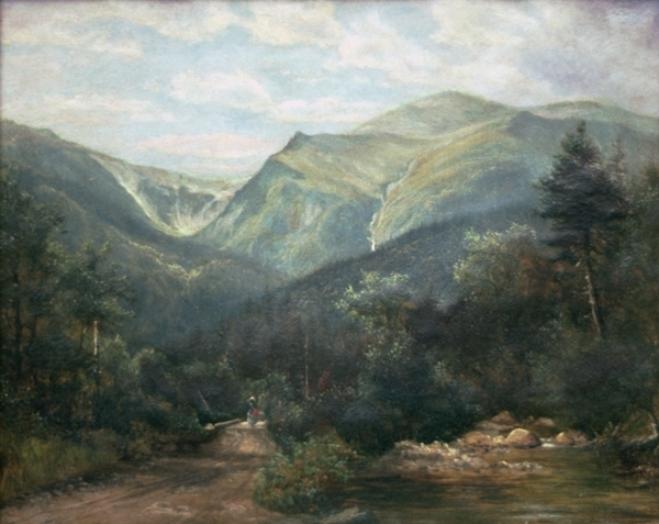 Mount Washington and Tuckerman's Ravine by Sylvester Phelps Hodgdon