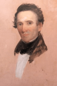 Alvan Fisher (1792-1863) Self-Portrait