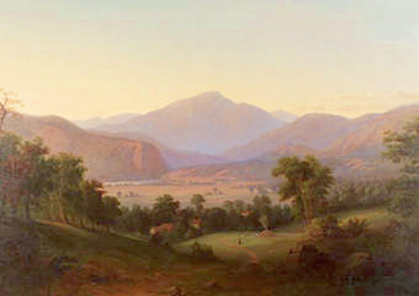 Mount Washington by Thomas Corwin Lindsay