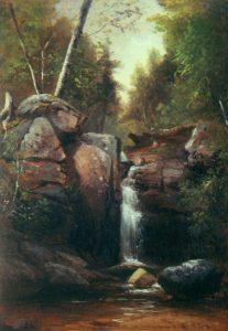 Artist Falls by Benjamin Champney