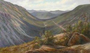 Crawford Notch from Mount Willard by Edward Hill