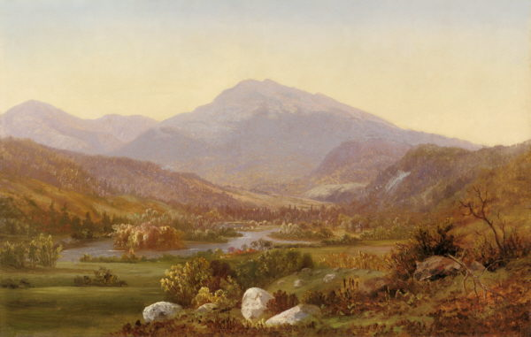 Mount Madison by Frederick A. Butman