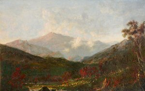 Mount Washington from Jackson by George Loring Brown