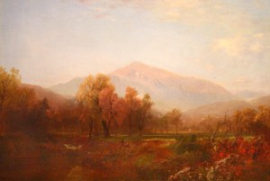 Mount Washington from the Intervale by John Frederick Kensett