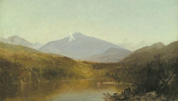 Mount Madison by John Frederick Kensett