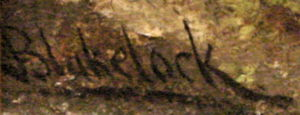 blakelock-signature
