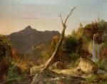Mount Chocorua by Thomas Cole
