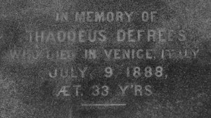 Enlargement from the Memorial