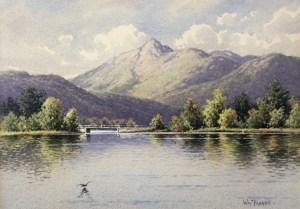 Mount Chocorua by William F. Paskell
