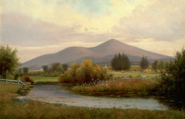 Mount Kearsarge by Erdix Tenney Wilson