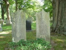 Frank_Henry_Mary_Shapleigh_gravestones