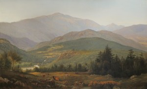 Mount Washington from Thorn Hill, Jackson by Alexander Helwig Wyant