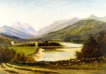Franconia Mountains from North Woodstock by Frank Henry Shapleigh