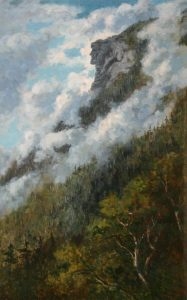 The Old Man of the Mountain by Frank Henry Shapleigh