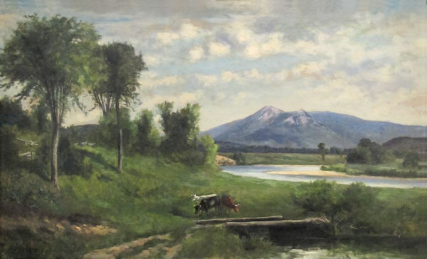 Percy Peaks by Frank Henry Shapleigh