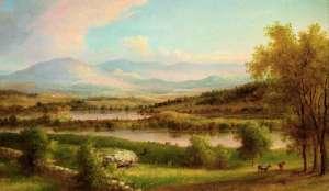 Mount Skatutukee by John White Allen Scott