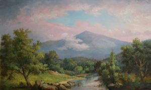 Mount Kearsarge Nook by John White Allen Scott