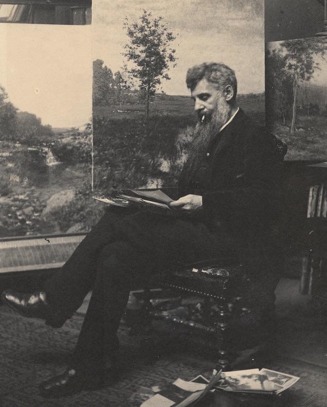Alexander Helwig Wyant (1836-1892)