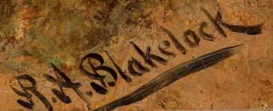 R.A.Blakelock