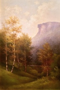 Old Man of the Mountain by George McConnell