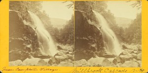 Mill Brook Cascade