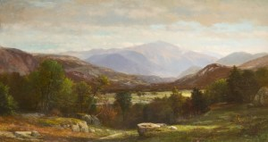 Mount Washington from the Intervale by Samuel Lancaster Gerry