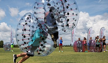 Cranmore Scores with Knockerball this Summer