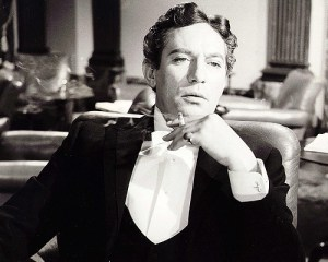 Peter Finch as Oscar Wilde
