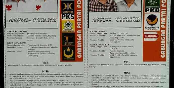 民主的關鍵時刻:印尼總統大選分析