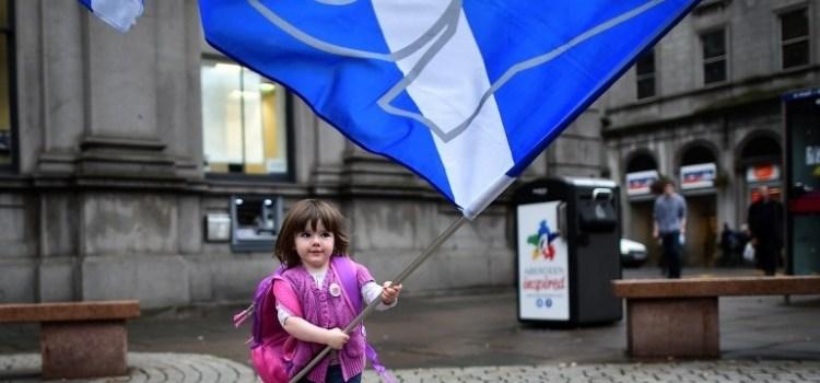 蘇格蘭獨立運動的特色:公民民族主義