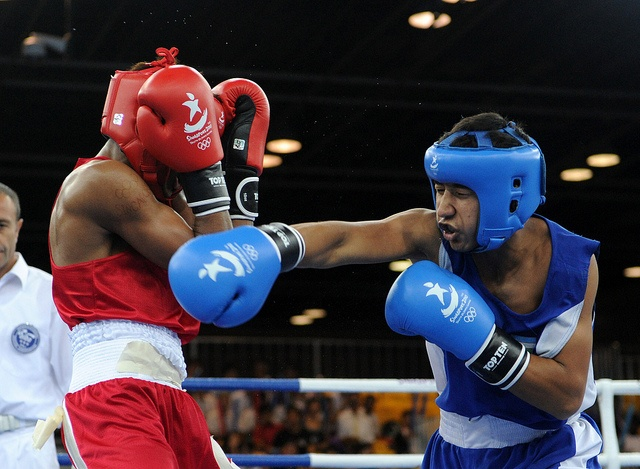 SINGAPORE-2010 YOUTH OLYMPIC GAMES-BOXING
