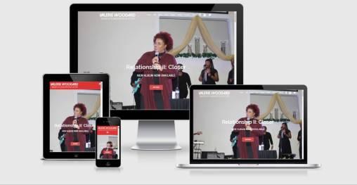 Valerie Woodard website