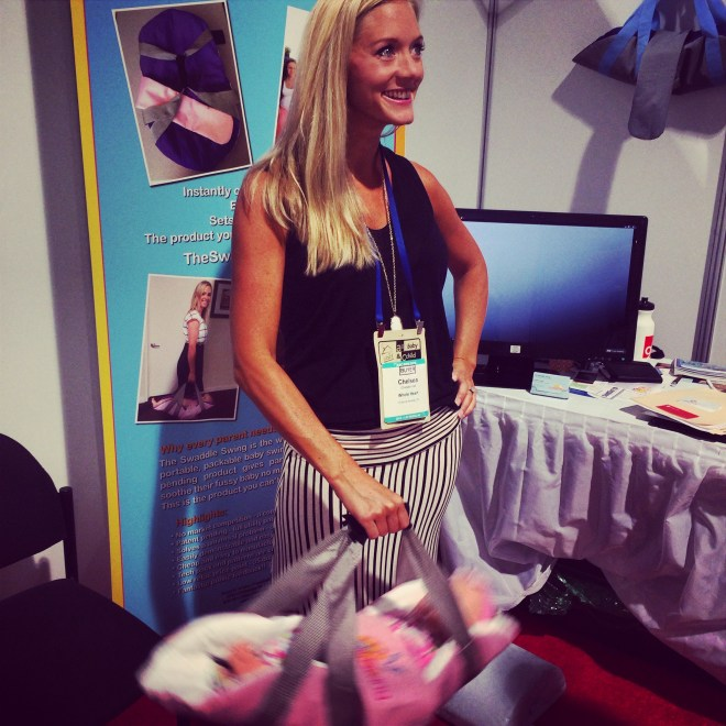 Chelsea Vail, ABC Kids Expo