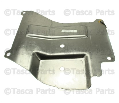 NEW OEM GM FRONT OIL PAN SKID PLATE 2007 2014 CHEVROLET GMC CADILLAC     NEW OEM GM FRONT OIL PAN SKID PLATE 2007 2014 CHEVROLET GMC CADILLAC   20944322