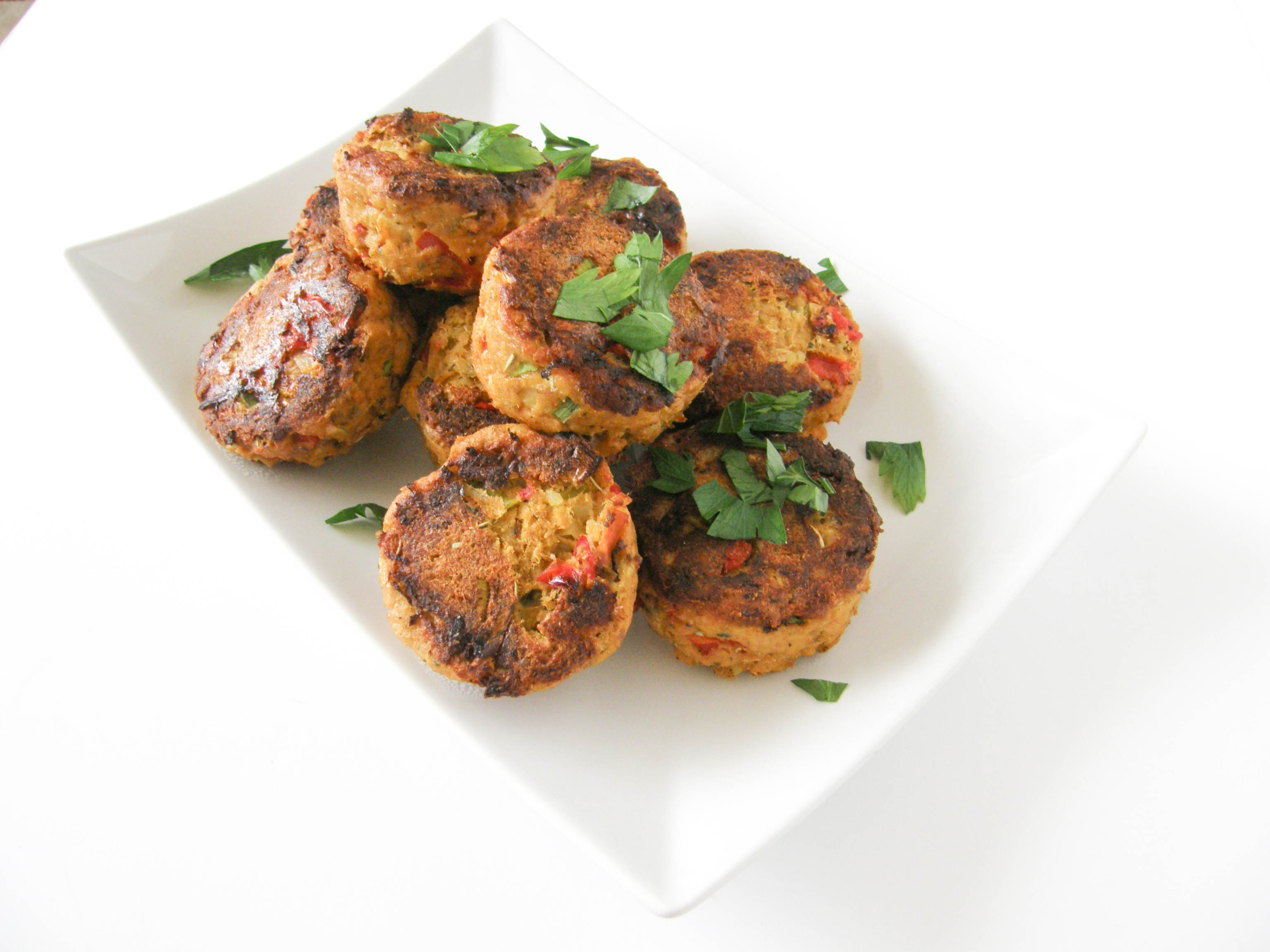 Salmon Croquettes - Wholesome and Savory Eats
