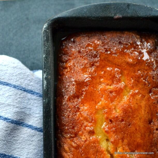 Sweet Potato Cake from Wholesome Ireland - Irish Food & Parenting Blog