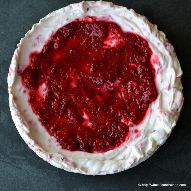 Raspberry Cheesecake - Wholesome Ireland