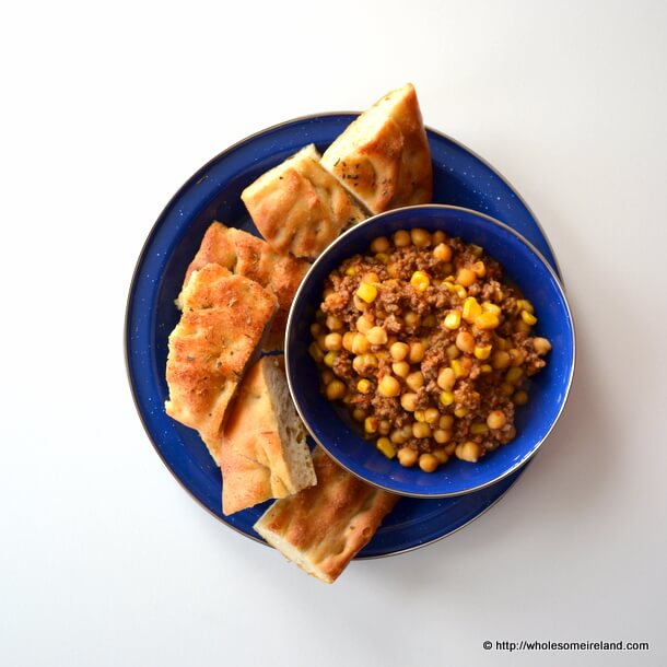Chickpea Stew - Wholesome Ireland - Food & Parenting Blog