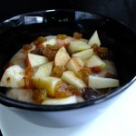 Steamin' Hot Oatmeal Crockpot Style