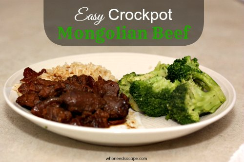 crockpot the original slow cooker instructions
