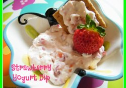 StrawberryYogurtDip