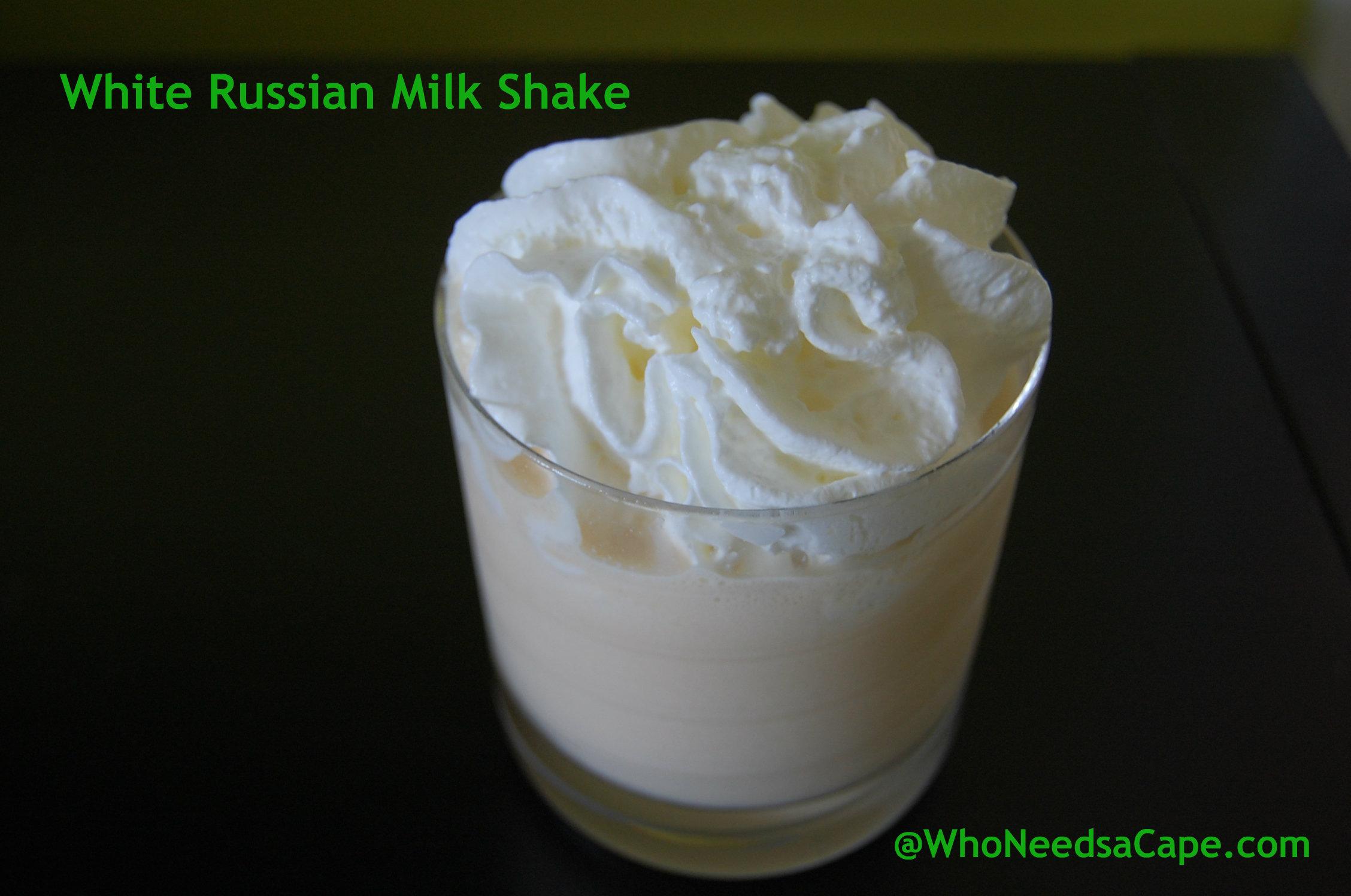 shake russian
