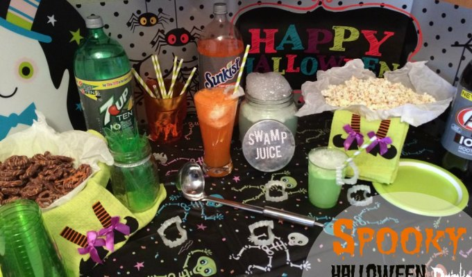 Spooky Halloween Drinks with TEN #drinkTEN