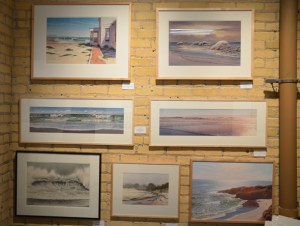 Landscapes by Lee Mothes at the ARTgarage.