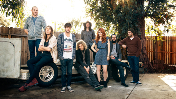 The Near Water Concert Series presents The Mowgli's on June 27th.