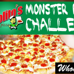 Can You Eat The Largest Pizza in Wisconsin Without Puking for a $500 Prize?